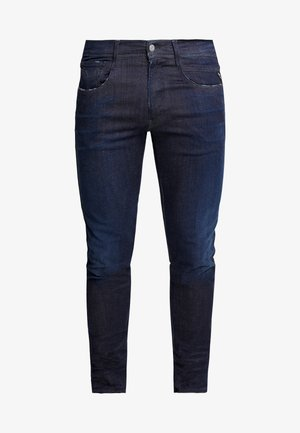 ANBASS HYPERFLEX CLOUDS - Jean slim - dark blue