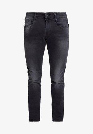 ANBASS HYPERFLEX - Jeans slim fit - medium grey