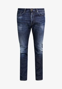 Replay - DONNY - Straight leg jeans - dark blue - 4