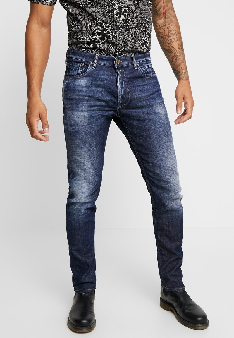 Replay - DONNY - Straight leg jeans - dark blue
