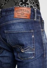 Replay - DONNY - Straight leg jeans - dark blue - 5