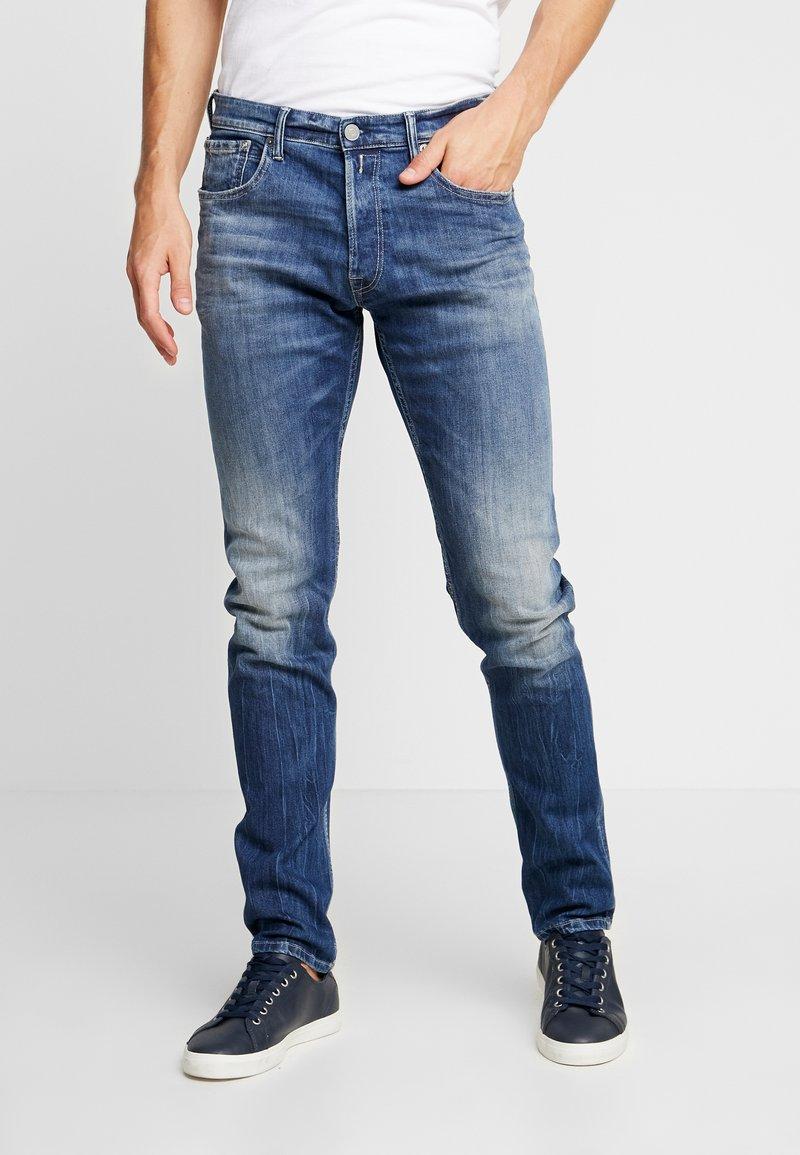 Replay - DONNY - Jeans Slim Fit - medium blue