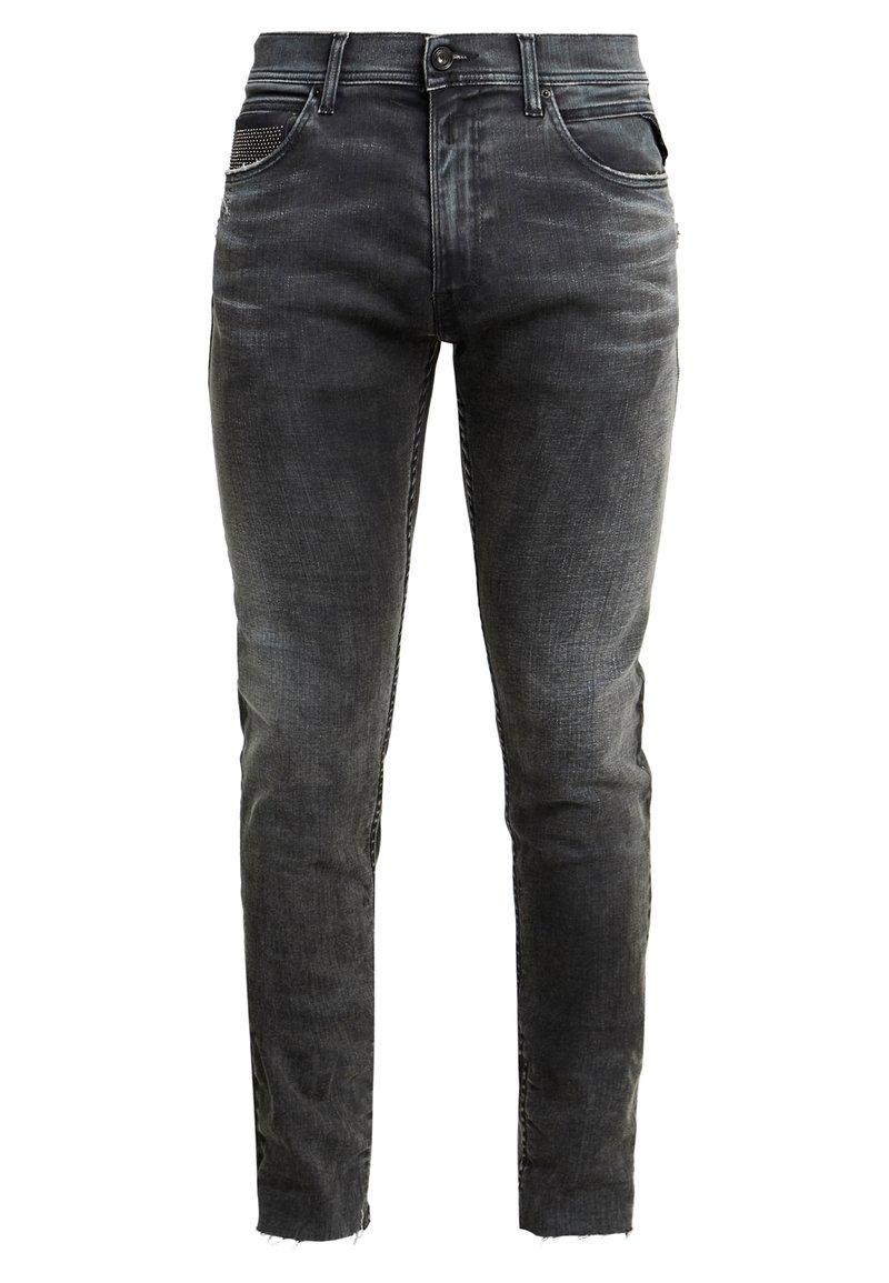 Replay - JONDRILL MAESTRO - Jeans Slim Fit - black denim