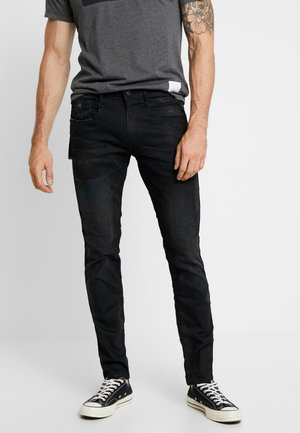 ANBASS MAESTRO - Slim fit jeans - black