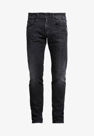 ANBASS - Slim fit jeans - black