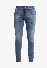 Replay - ANBASS HYPERFLEX  - Jeans slim fit - medium blue - 3