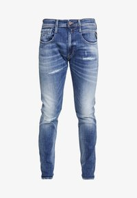 Replay - ANBASS - Jeans slim fit - medium blue - 3