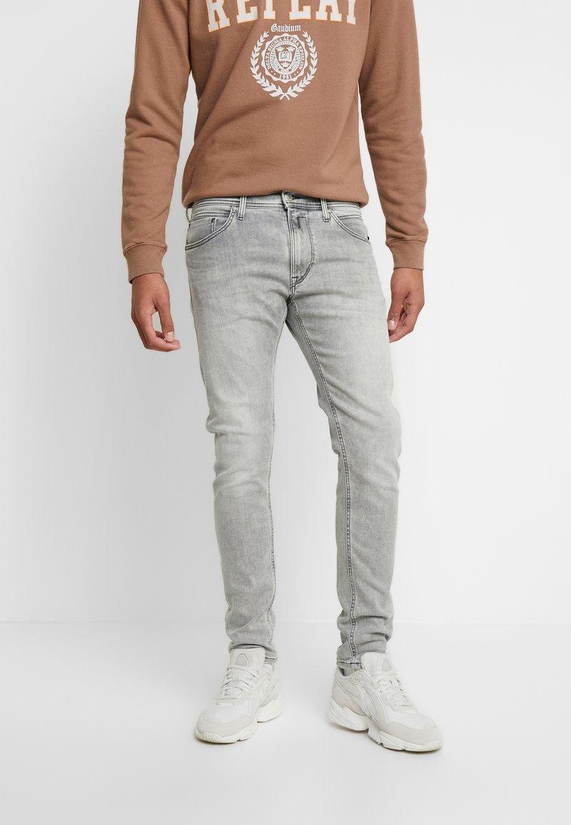 Replay - JONDRILL - Slim fit -farkut - medium grey