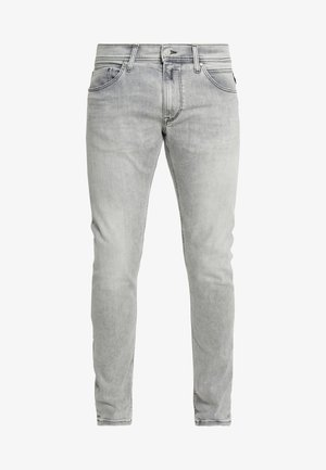 JONDRILL - Jeans slim fit - medium grey