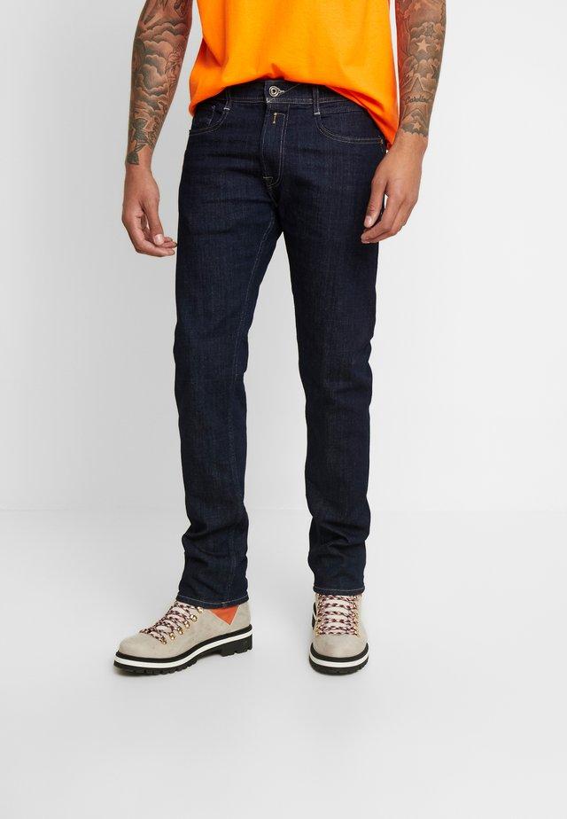 ROCCO - Jeans a sigaretta - dark blue