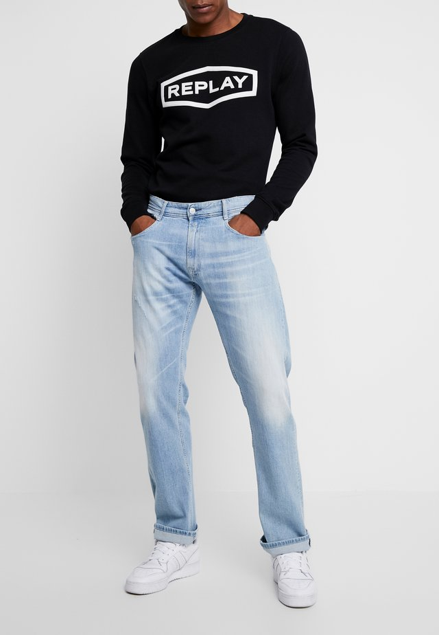 ROCCO - Jeans Straight Leg - light blue