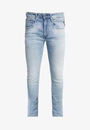 ANBASS - Jeans slim fit - light blue