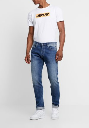 DONNY - Slim fit jeans - medium blue