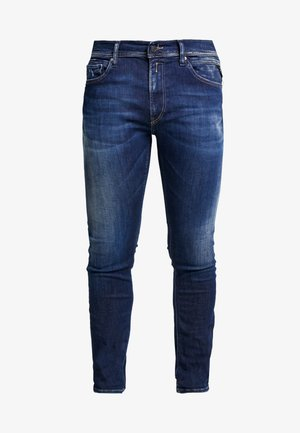 JONDRILL - Slim fit jeans - dark blue