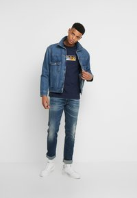 Replay - ANBASS - Jeans slim fit - dark blue - 1