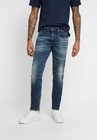 Replay - ANBASS - Slim fit jeans - dark blue - 0