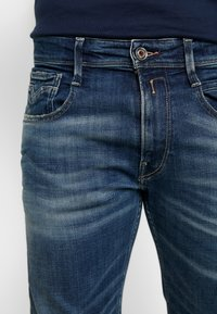 Replay - ANBASS - Jeans slim fit - dark blue - 3