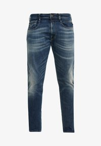 Replay - ANBASS - Slim fit jeans - dark blue - 4