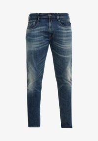 Replay - ANBASS - Jeans slim fit - dark blue - 4