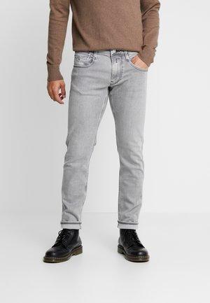 ANBASS - Jeans slim fit - medium grey