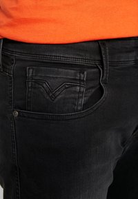Replay - ANBASS - Slim fit jeans - dark grey - 3