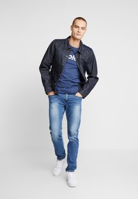 Replay - ANBASS - Jeans slim fit - medium blue - 1