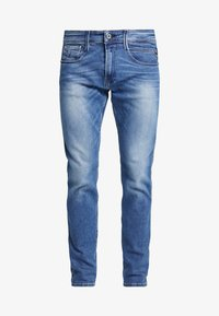 Replay - ANBASS - Jeans slim fit - medium blue - 4