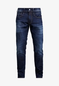 Replay - ANBASS - Jeans slim fit - dark blue - 3