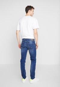 Replay - ANBASS - Slim fit jeans - dark blue - 2