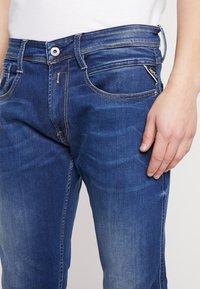 Replay - ANBASS - Slim fit jeans - dark blue - 4