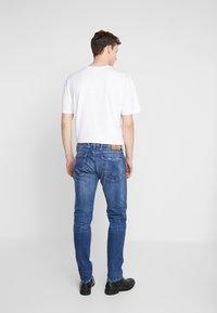 Replay - ANBASS - Jeans a sigaretta - dark blue - 2