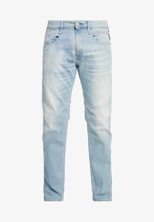 ANBASS - Straight leg jeans - light blue