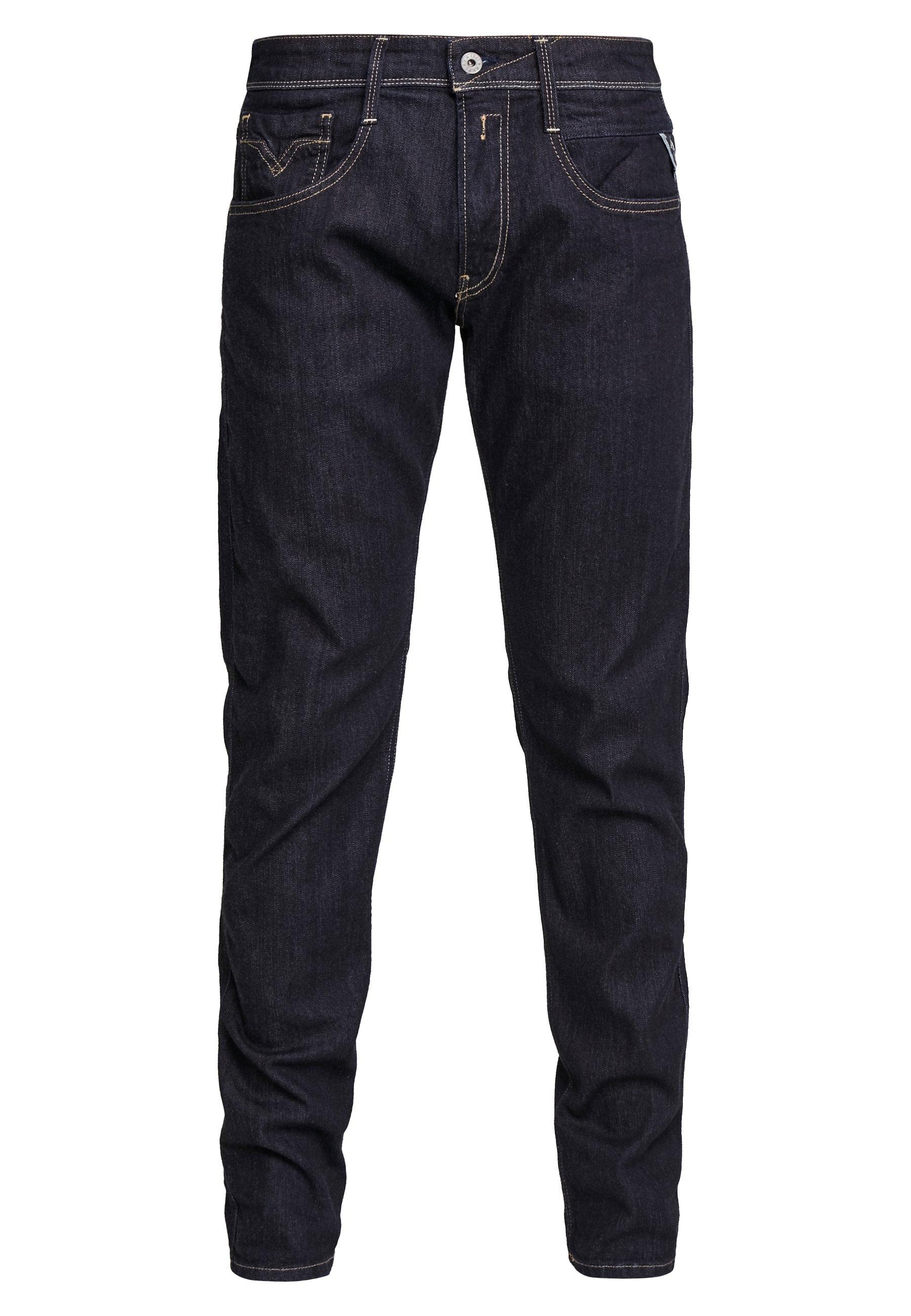 Replay Anbass - Jeans Slim Fit Dark Blue