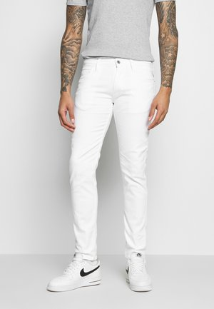 ANBASS - Jeans slim fit - white