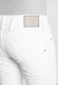Replay - ANBASS - Slim fit jeans - white - 5