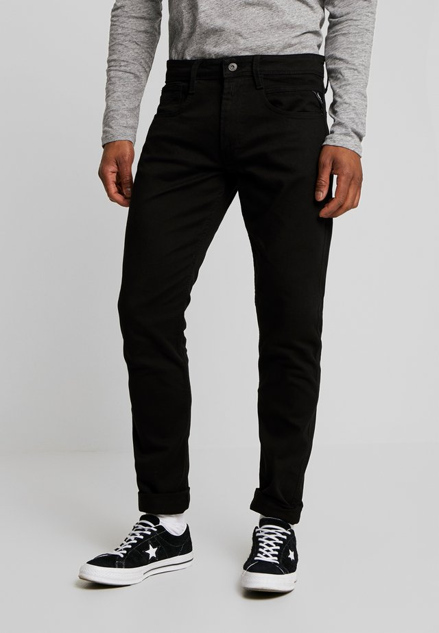 ANBASS - Jeans slim fit - black