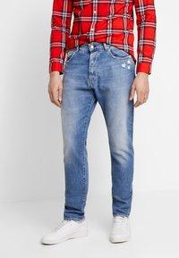 Replay - TINMAR - Straight leg jeans - medium blue - 0