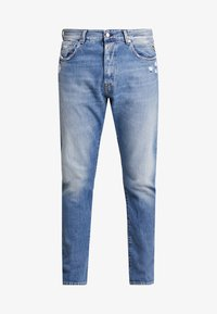 Replay - TINMAR - Straight leg jeans - medium blue - 4