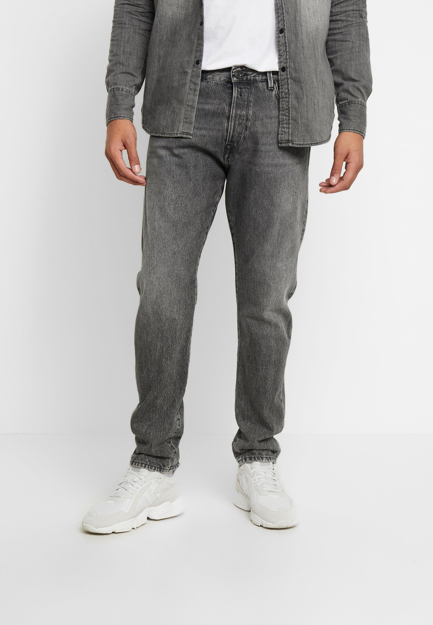 TINMAR Straight leg jeans dark grey