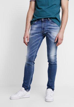 JONDRILL - Vaqueros slim fit - medium blue