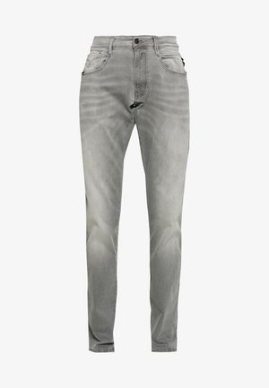 ANBASS HYPERFLEX - Jean slim - medium grey