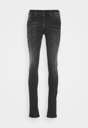 JONDRILL HYPERFLEX - Jeans slim fit - black