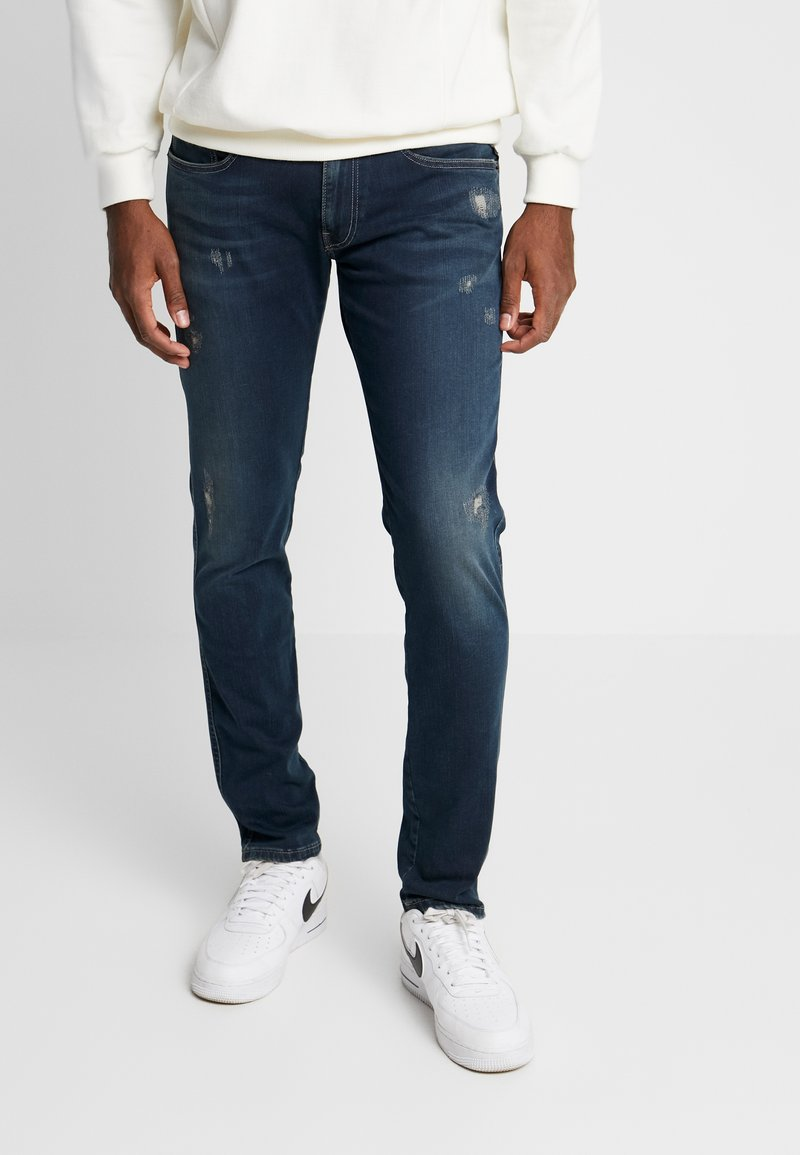 Replay - ANBASS HYPERFLEX - Jean slim - dark blue