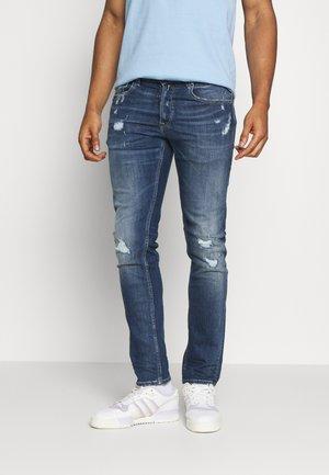 GROVER - Jeans Straight Leg - medium blue