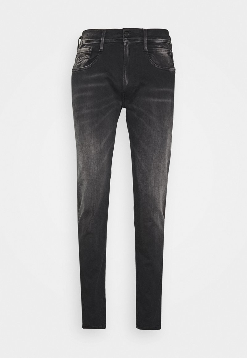 Replay - ANBASS - Jeans slim fit - black