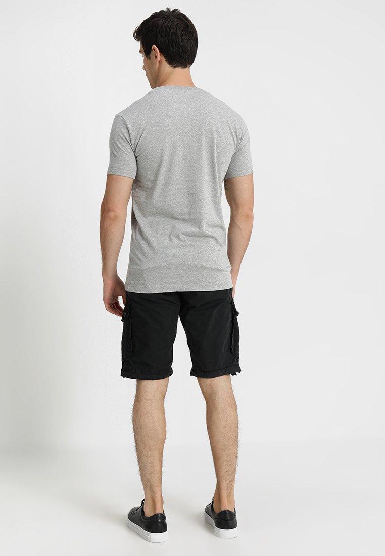 Replay 2 PACK - T-shirt basic - grey melange