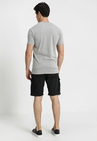 Replay - 2 PACK - Basic T-shirt - grey melange - 2