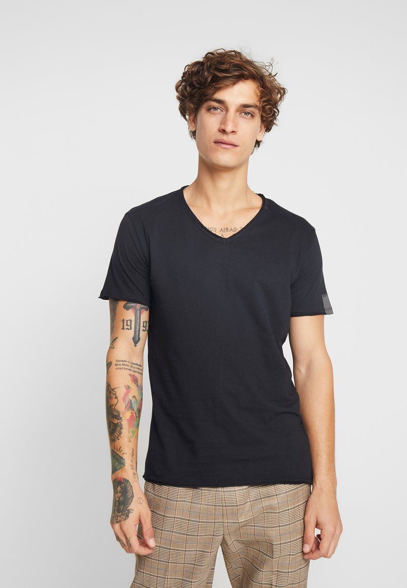 Replay - T-shirt basic - black