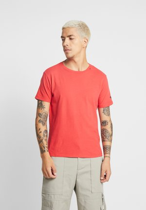T-Shirt basic - red vintage