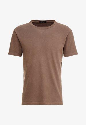 T-paita - brown